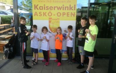 Kaiserwinkl Open, 28.4.2018